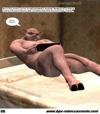 Porn Comics - Rebecca Steele -Sleeping Beauty free Cartoon Porn Comic