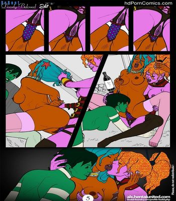 Reboot - Dearly Beloved 6 free sex comic