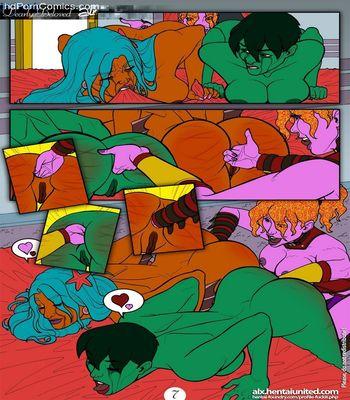 Reboot - Dearly Beloved 8 free sex comic