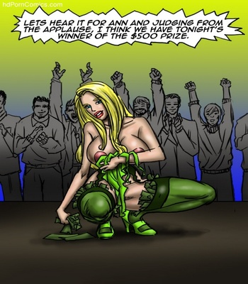 Recession Blues – Wife Forced To Strip Sex Comic sex 13