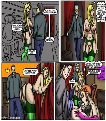 Recession Blues – Wife Forced To Strip Sex Comic sex 24
