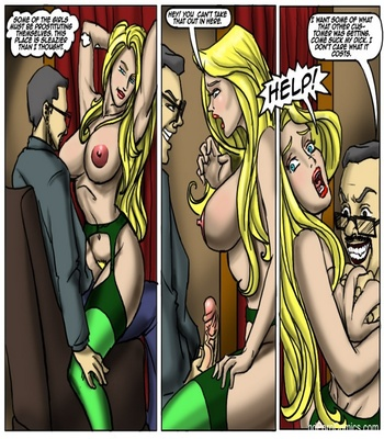 Recession Blues – Wife Forced To Strip Sex Comic sex 25