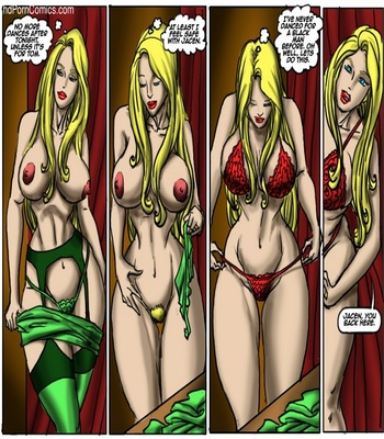 Recession Blues – Wife Forced To Strip Sex Comic sex 28