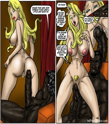 Recession Blues – Wife Forced To Strip Sex Comic sex 32