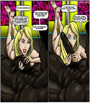 Recession Blues – Wife Forced To Strip Sex Comic sex 45