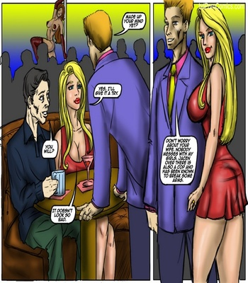 Recession Blues – Wife Forced To Strip Sex Comic sex 7