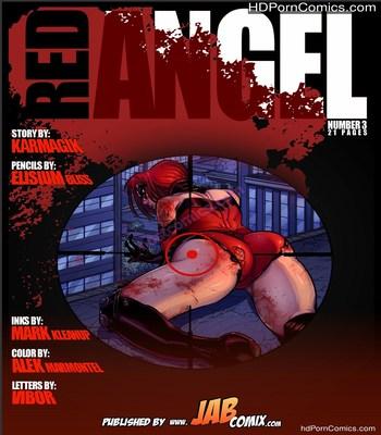 Red Angel 3 - Porncomics1 free sex comic
