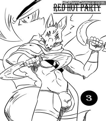 Porn Comics - Red Hot Party 3 Sex Comic