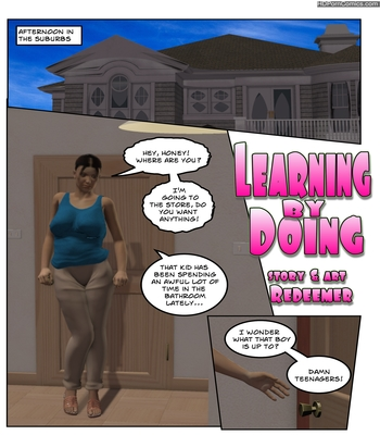 Porn Comics - Redeemer – Learning by doing free Cartoon Porn Comic