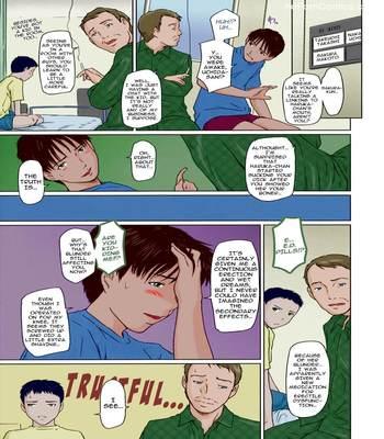 Rehabilitation Ward 24 Hour5 free sex comic