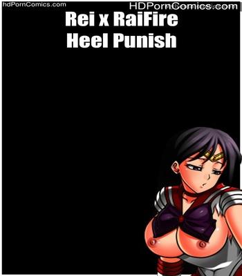 Porn Comics - Rei x RaiFire – Heel Punish Sex Comic