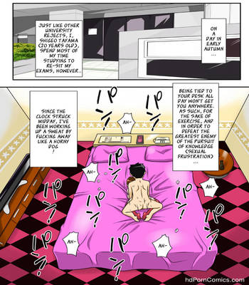 Relationship Promiscuity – Double Aunts2 free sex comic