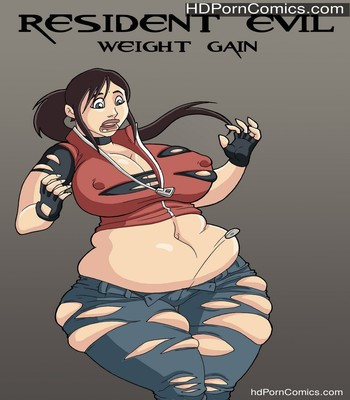 Porn Comics - Resident Evil Weight Gain Sex Comic