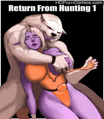 Porn Comics - Return From Hunting 1 Sex Comic