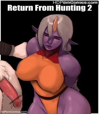 Porn Comics - Return From Hunting 2 Sex Comic