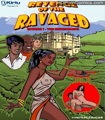 Porn Comics - Revenge Of The Ravaged 1 Sex Comic