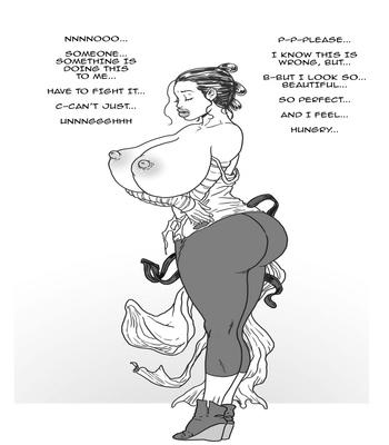 Rey VS The Bimbo Toxin 9 free sex comic