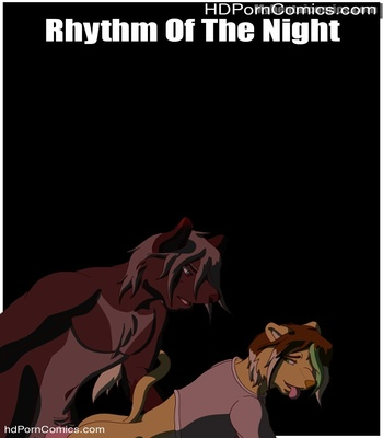 Porn Comics - Rhythm Of The Night Sex Comic