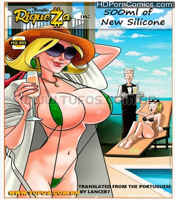 Porn Comics - Rich Family 3 – 500ml Of New Silicone Sex Comic