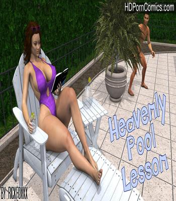 Porn Comics - Rickfoxxx- Heavenly Pool Lesson free Cartoon Porn Comic