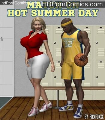 Porn Comics - Rickfoxxx- Match on a Hot Summer Day free Cartoon Porn Comic