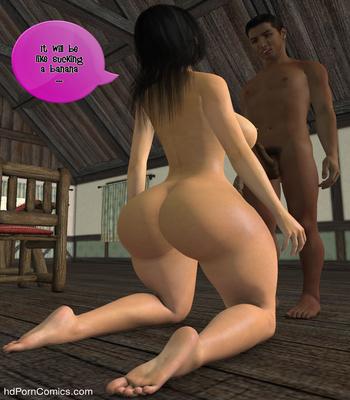 Rickfoxxx- Paradise Lost20 free sex comic