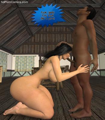 Rickfoxxx- Paradise Lost22 free sex comic