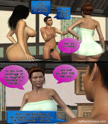 Rickfoxxx- Paradise Lost33 free sex comic