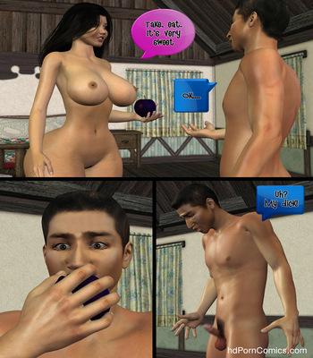 Rickfoxxx- Paradise Lost35 free sex comic