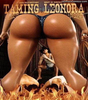 Porn Comics - Rickfoxxx- Taming Leonora free Cartoon Porn Comic
