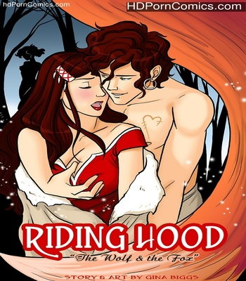 Porn Comics - Riding Hood – The Wolf And The Fox Sex Comic