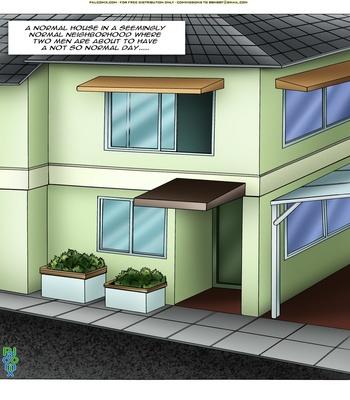 Rika And Renamon's Blues Pokemon Hentai Comic sex 2
