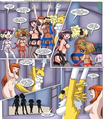 Rika And Renamon's Blues 52 free sex comic
