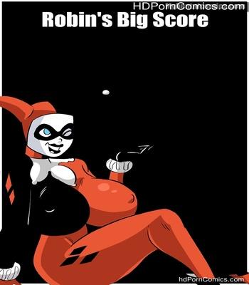 Porn Comics - Robin's Big Score Sex Comic