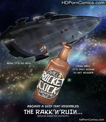 Porn Comics - Rocket Cock Sex Comic