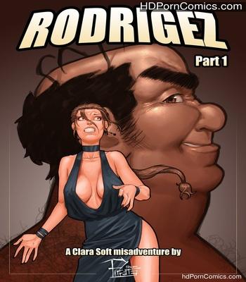 Porn Comics - Rodrigez 1 Sex Comic