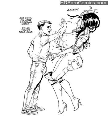 Rogue VS The Bimbo Toxin 11 free porn comics