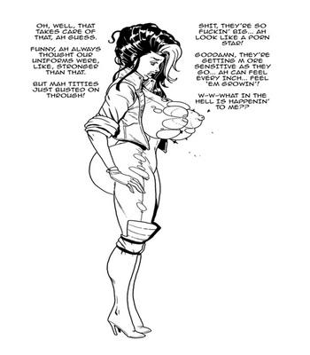 Rogue VS The Bimbo Toxin 5 free sex comic