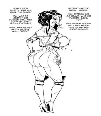 Rogue VS The Bimbo Toxin 6 free sex comic