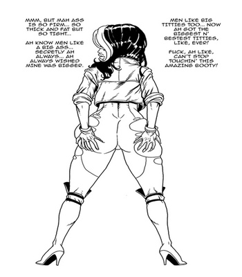Rogue VS The Bimbo Toxin 7 free sex comic
