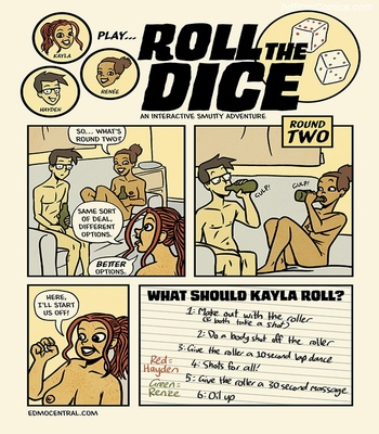 Roll The Dice 2 - Round Two 2 free sex comic