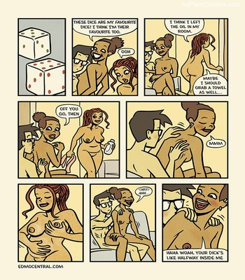Roll The Dice 2 - Round Two 8 free sex comic