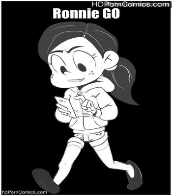 Porn Comics - Ronnie GO