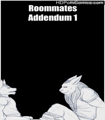 Porn Comics - Roommates – Addendum 1 Sex Comic