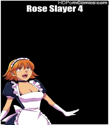 Porn Comics - Rose Slayer 4 Sex Comic