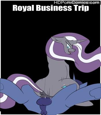 Porn Comics - Royal Business Trip Sex Comic