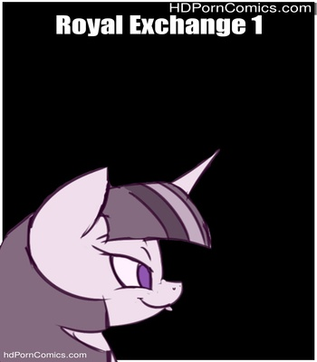 Porn Comics - Royal Exchange 1 Sex Comic