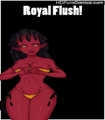Porn Comics - Royal Flush! Sex Comic