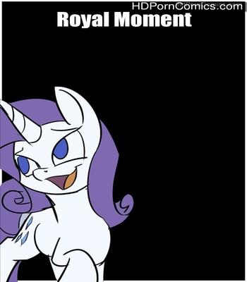 Porn Comics - Royal Moment Sex Comic