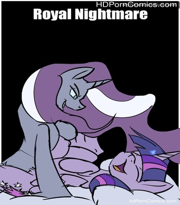 Porn Comics - Royal Nightmare Sex Comic